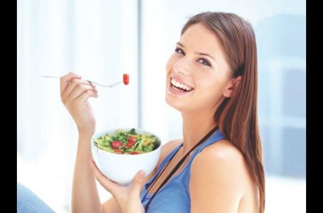 Dieta a los 20, rica en minerales y proteínas.