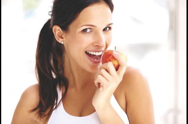 A los 20, reducir la cantidad de alimentos, que sean nás sanos y naturales.