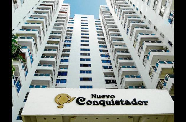 Edificio Nuevo Conquistador