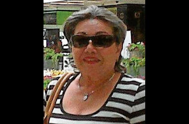Edith Rodríguez, muerta.