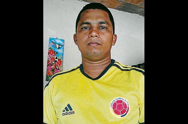Eduardo Vera, muerto.