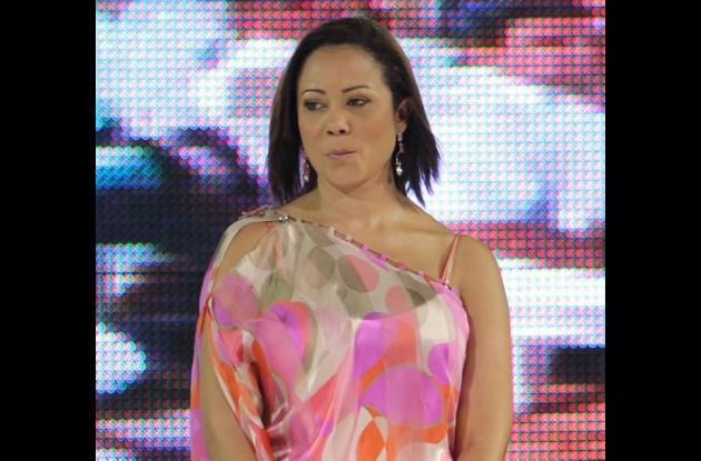 Egla Terán, hija del alcalde Campo Elías Terán.