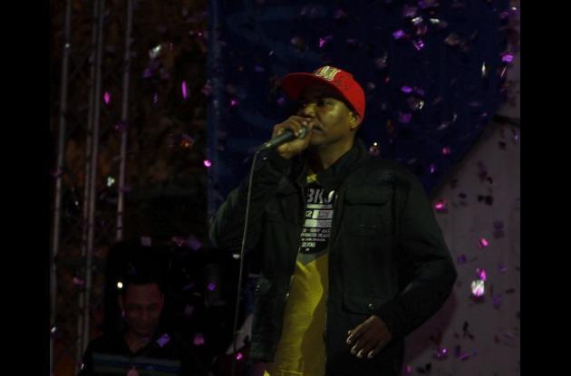 Sergio Liñán, El afinaito, cantante de Champeta
