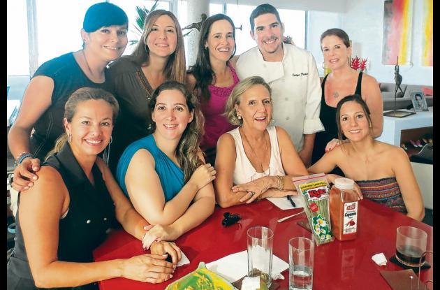 Comida con el chef Enrique Partidas