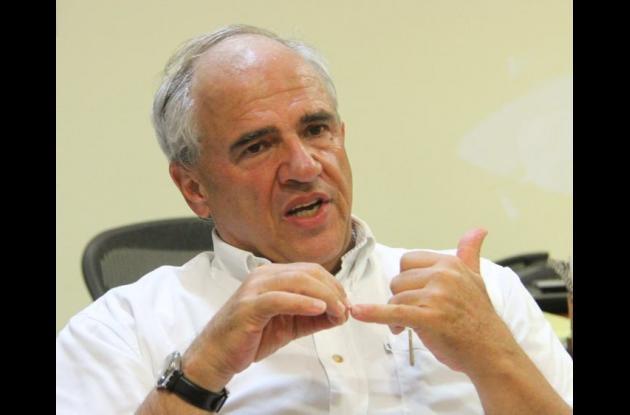 Ernesto Samper Pizano.