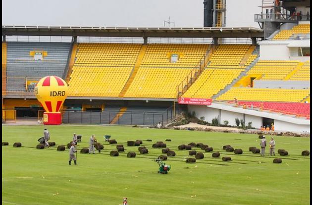 estadio el campin de bogota despues del concierto de lady gaga