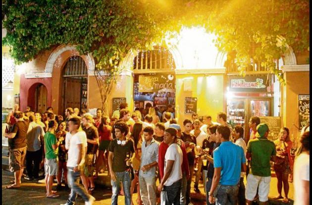 Getsemaní cobra cada día más importancia en la oferta de entretenimiento