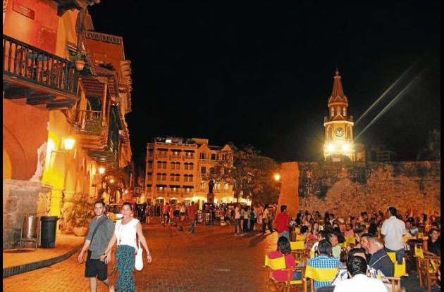 Una arista de la vida nocturna del Centro Histórico