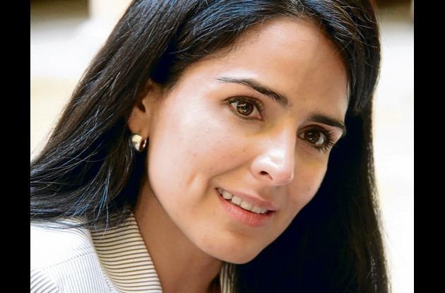 """""""Soy independiente, no solitaria"""": Claudia Palacios"""