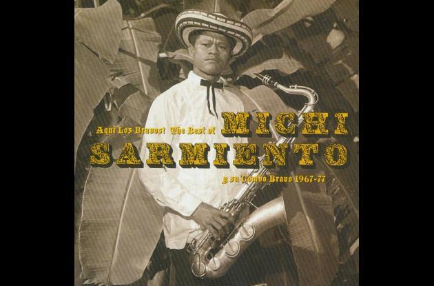 Trabajo discográfico de Michi Sarmiento.
