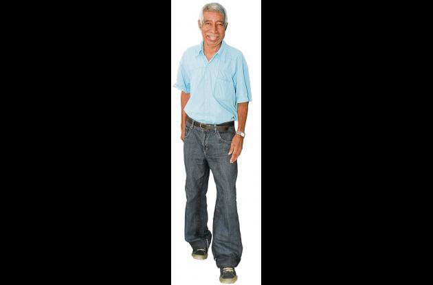 """Jorge Escalante, creador de """"El Panti"""""""