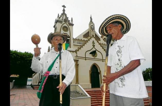 """José """"Chango"""" y Alejandro Mendoza, serán homenajeados en Festival de Gaitas"""