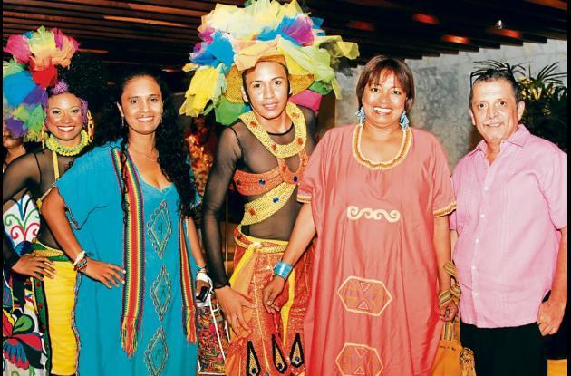 Inauguración del Festival de las Artes