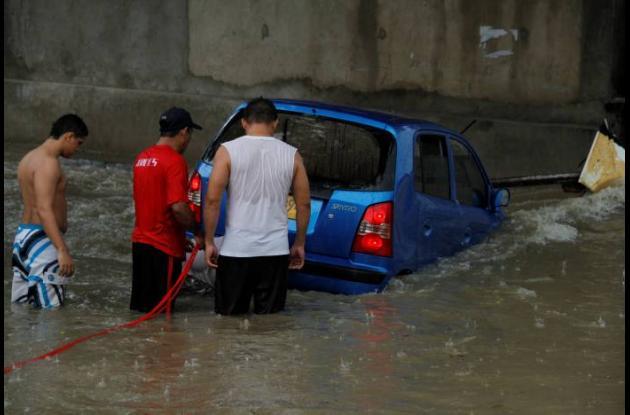 inundaciones en cartagena