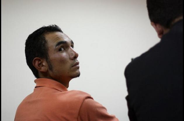 hon Anderson Guerrero, señalado de ser el violador de dos menores en la localida
