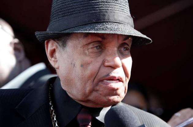 Joe Jackson, padre del Rey del Pop.