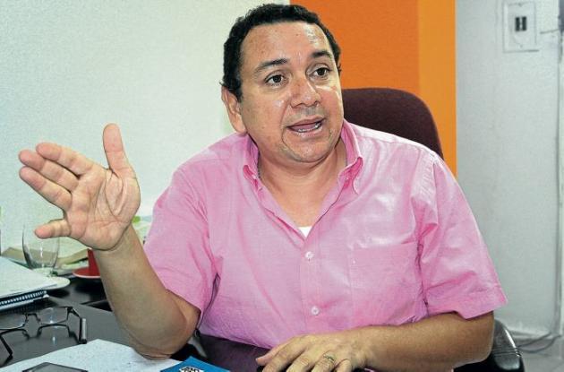 José Jorge Madera Lastre, Secretario de Salud Departamental de Sucre.