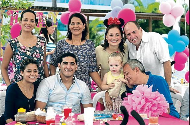 Cumpleaños de Juliana De La Espriella