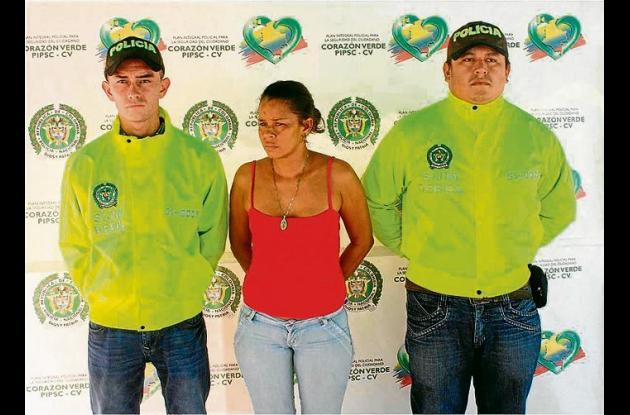 Alias 'la Chiqui' delinquía para 'los Rastrojos' en Valledupar, pero fue captura