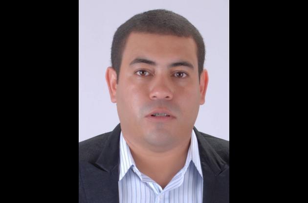 Wilder Lagares, nuevo gerente de la ESE de Magangué.