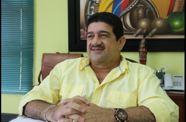 GERENTE DE LA TERMINAL DE TRANSPORTE Luis Romero Arzuaga