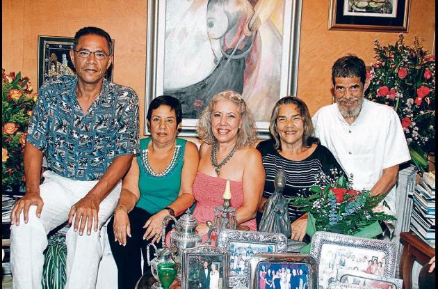 Cumpleaños de Manuela Berrocal Revueltas