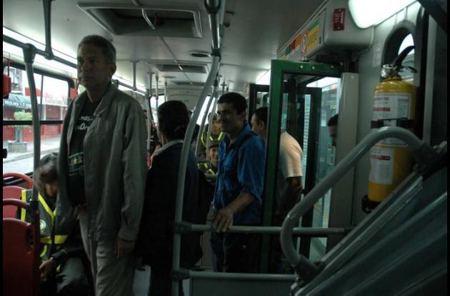 Sistema Integrado de Transporte Megabús de Pereira.