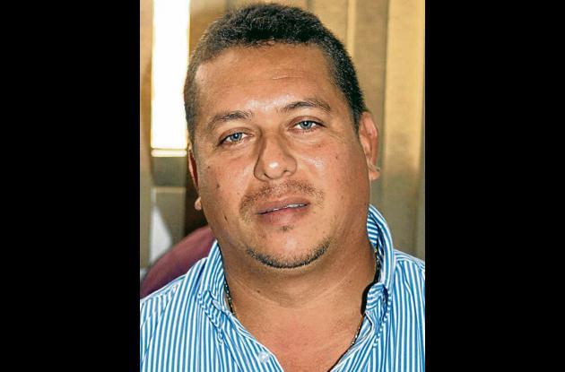 Miguel Martínez Pérez, alcalde de Sucre.