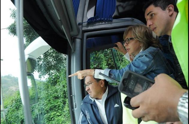 Cecilia Álvarez Correa, ministra de Transporte