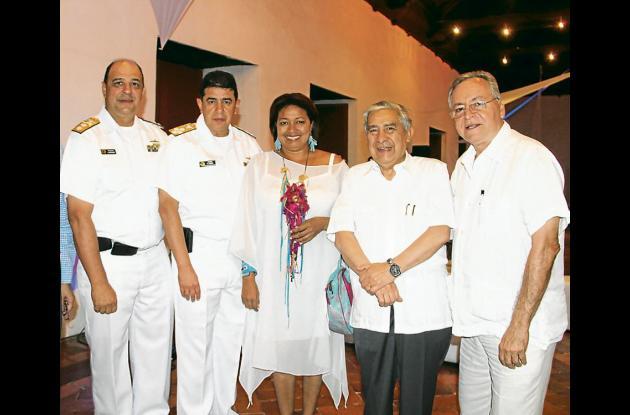 Aniversario del Museo Naval del Caribe