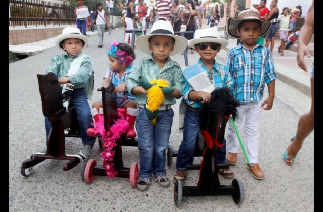 Fiestas en Arjona