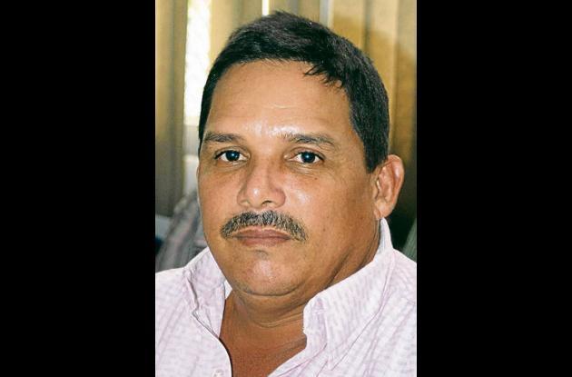 Nolberto Beltrán Bueno, alcalde de Guaranda.