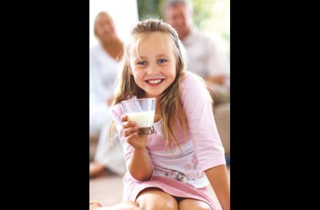Es conveniente ofrecer a los niños todos los grupos de alimentos desde pequeños