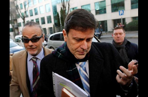 El médico español Eufemiano Fuentes fue sentenciado