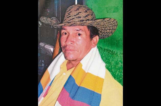 Orbein Moreno, muerto.