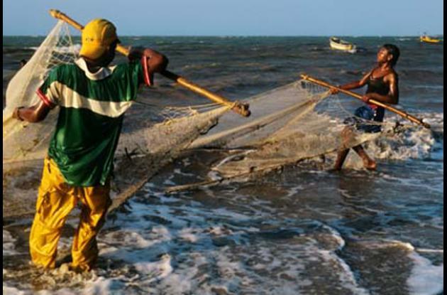 Pescadores de San Andres