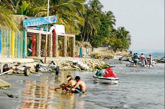 Playa de El Laguito