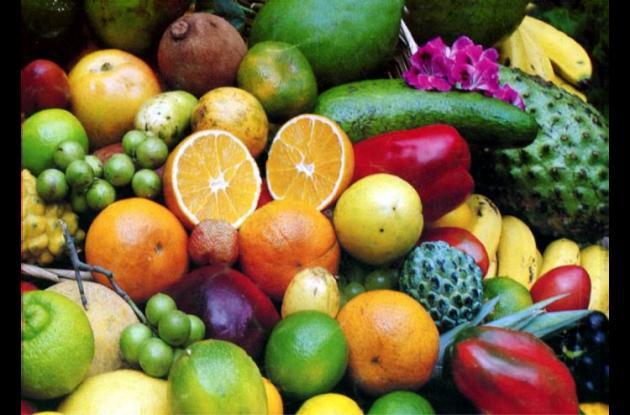 producción agrícola mundial