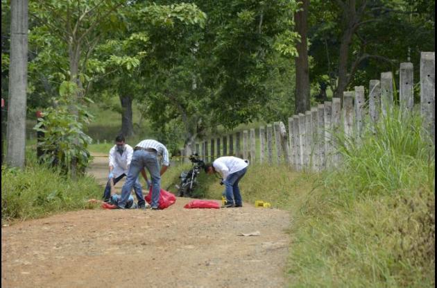 Racha de asesinatos en Montería