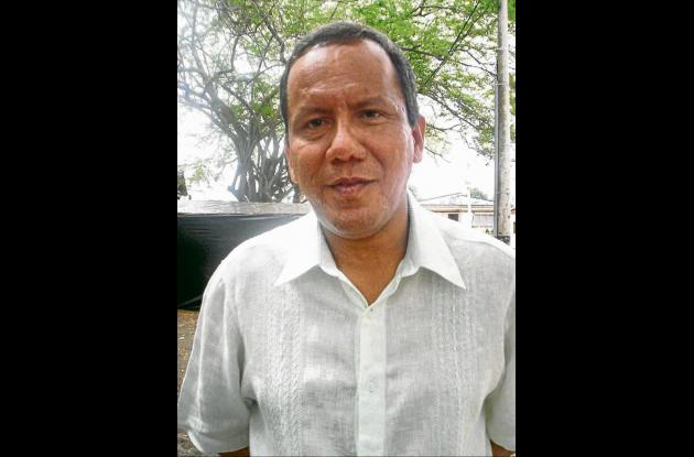 Rafael Chica, ex alcalde de Cereté.