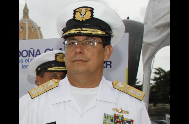 Contralmirante Roberto Sáchica Mejía