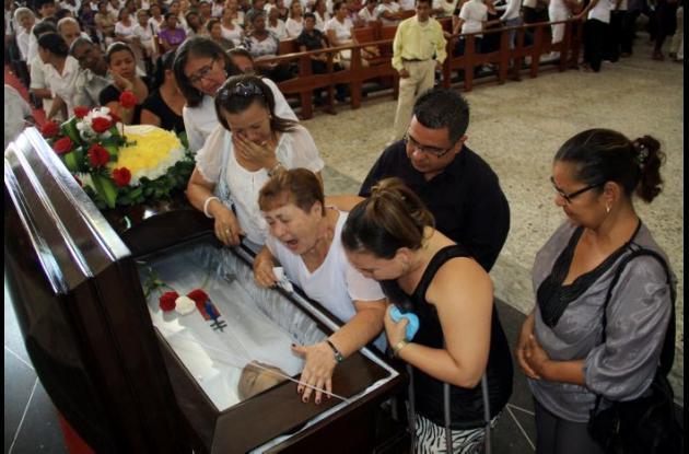 Asesinado sacerdote en Barranquiilla