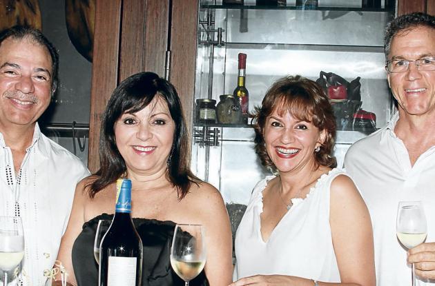 Cata de vinos en el Sofitel Santa Clara