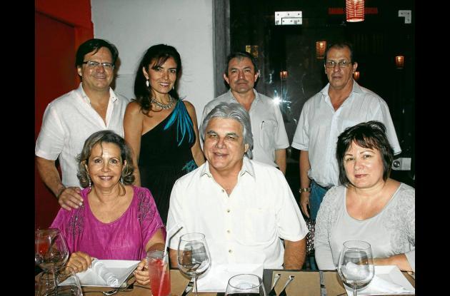 Inauguración del restaurante Señor Toro