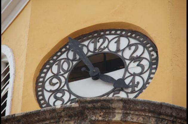 Reloj público: veeduría entutela para saber a quién le corresponde su arreglo
