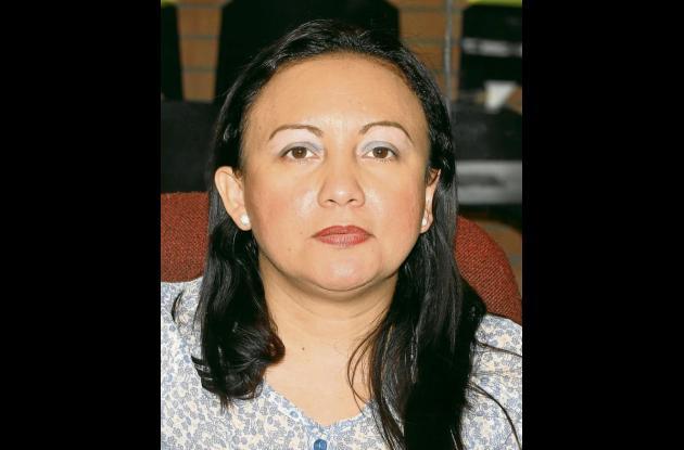 Veronica Vanegas, alcaldesa de Colosó.