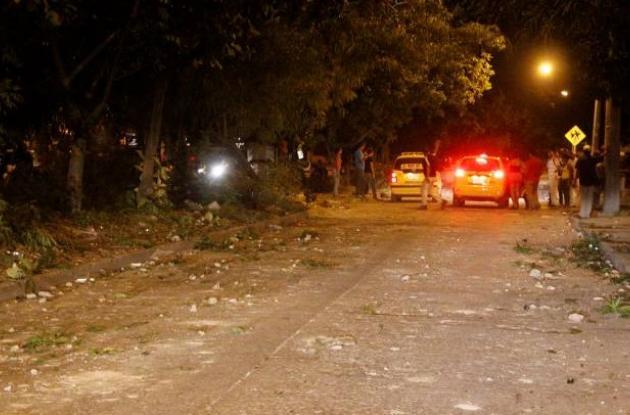 POLICIA PRELUDIO BLAS DE LEZO