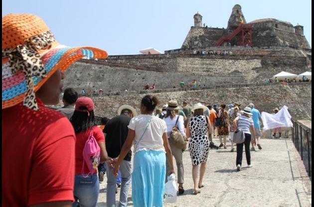 Entrada gratis al Castillo San Felipe