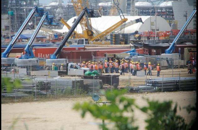 Después de visitar las instalaciones de CBI y tomar las pruebas necesarias, el Dadis inició la investigaciones que verificarán o descartarán si los trabajadores de la Refinería corren peligro