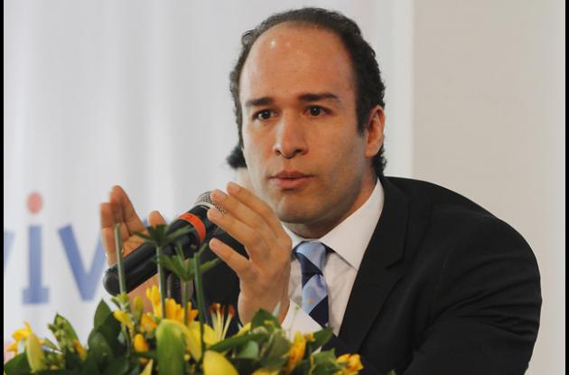 Director de la Comisión de Regulación de Comunicaciones (CRC), Pablo Márquez